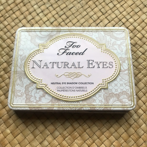 Too Faced Other - Too Faced Natural Eye Palette